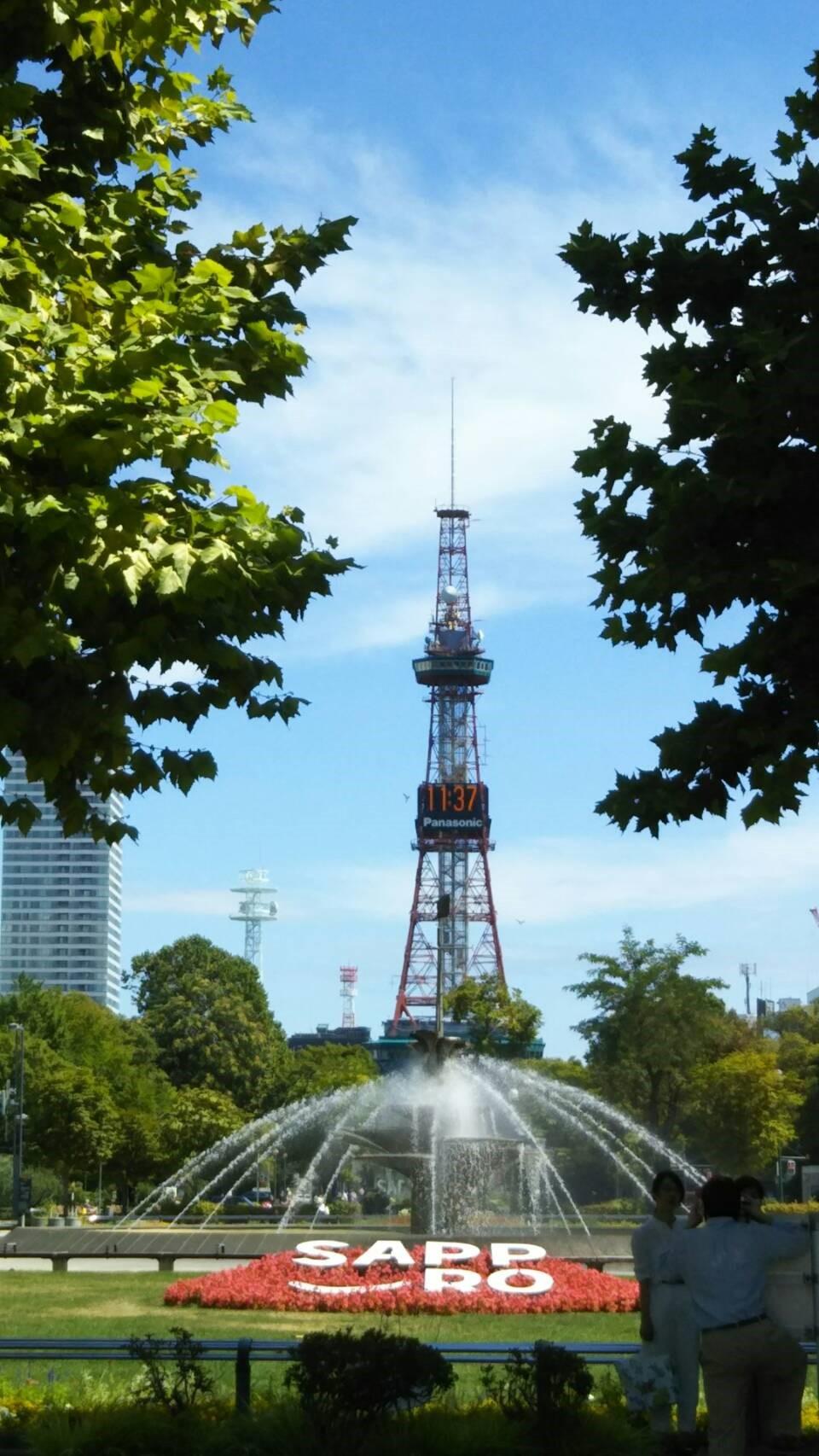札幌 テレビ塔 無料